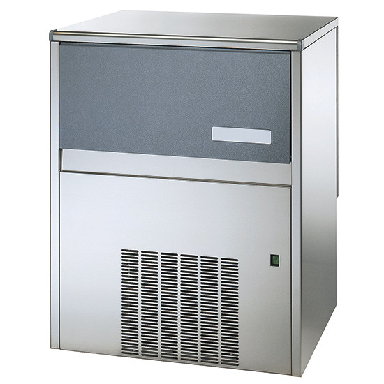 Eiswürfelbereiter, Luftkühlung, 88 kg/24 h