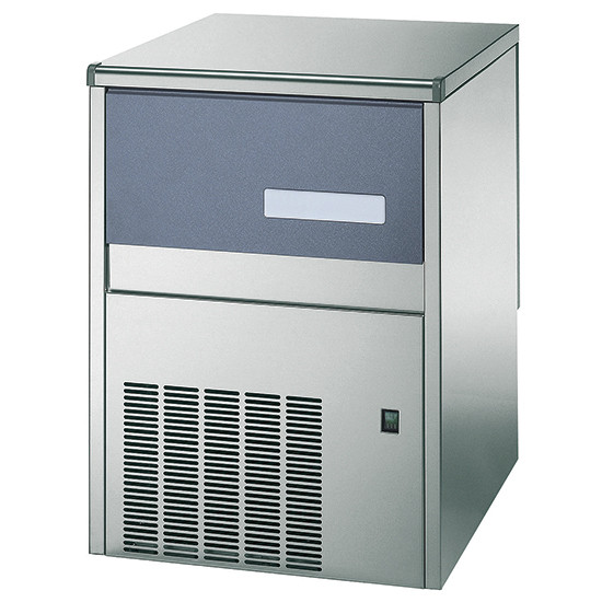 Eiswürfelbereiter, Luftkühlung, 37 kg/24 h