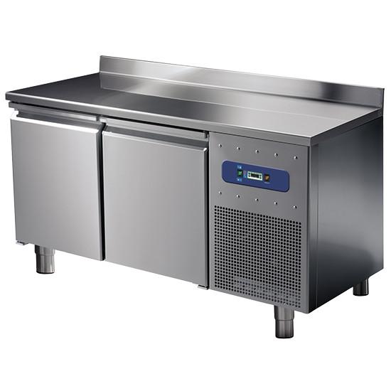 CNS Kühltisch 2-türig mit Aufkantung -2 °C/+8 °C