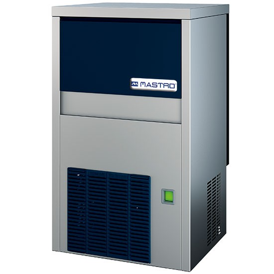 Eiswürfelbereiter, Luftkühlung, 53 kg/24 h