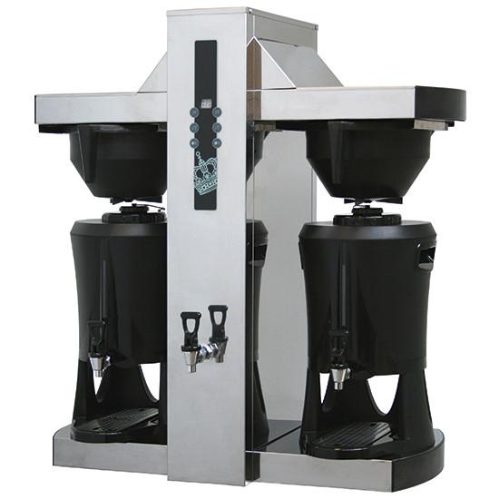 Filterkaffeemaschine mit Wassertank 2x 5 Liter