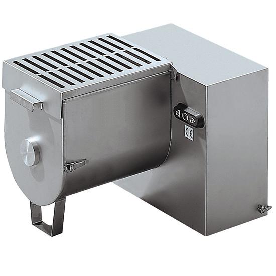 Fleischmischmaschine, Becken 300x390 mm, Kapazität 30 kg