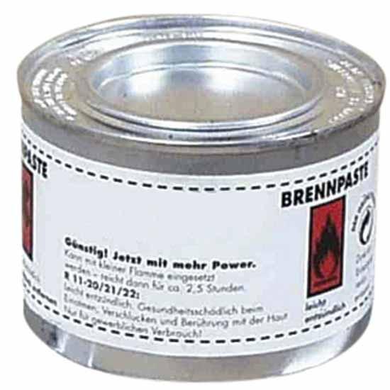 Brennpaste bis 90 °C, für Chafing Dish, 200 gr