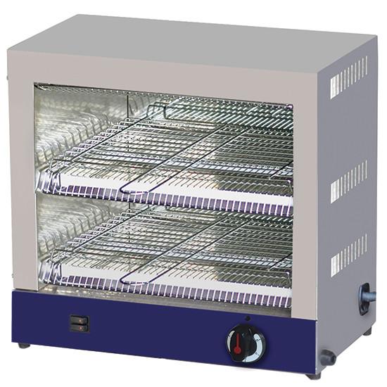 Elektro-Toaster, 2 Ebenen