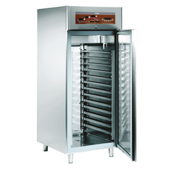 Gärschrank, -5 °C/+30 °C, 20x 600x800 mm oder 40x 600x400 mm