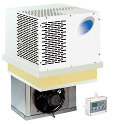 Deckenstopferaggregat, -18 °C/-25 °C, 5,5 m³/2,6 m³