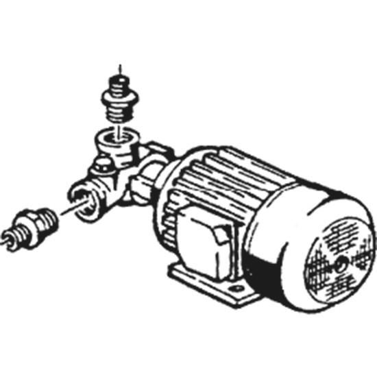Ablaufpumpe für SWST GL01 105