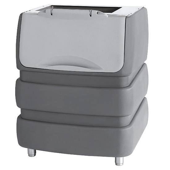 Eiswürfelbehälter 240 kg, für KUEI EW01 116