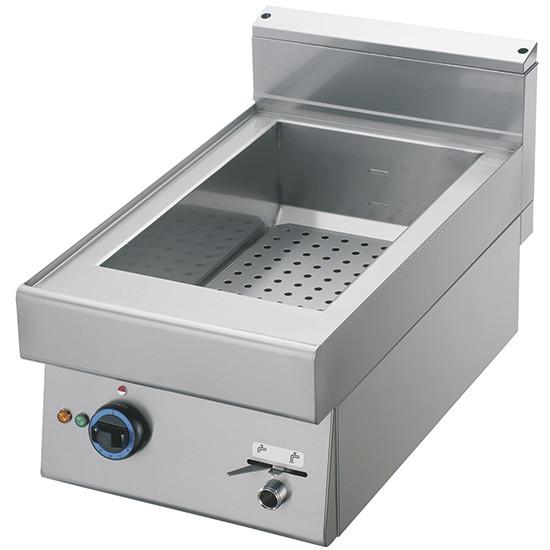 Elektro-Bain Marie, Tischmodell, 1 Becken GN H=150 mm