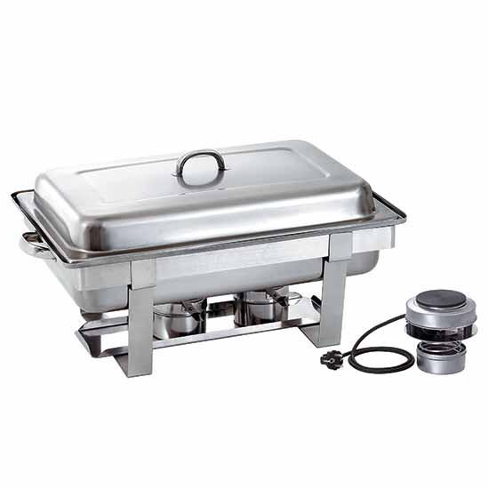 Elektro-Chafing Dish, GN 1/1, H=65 mm