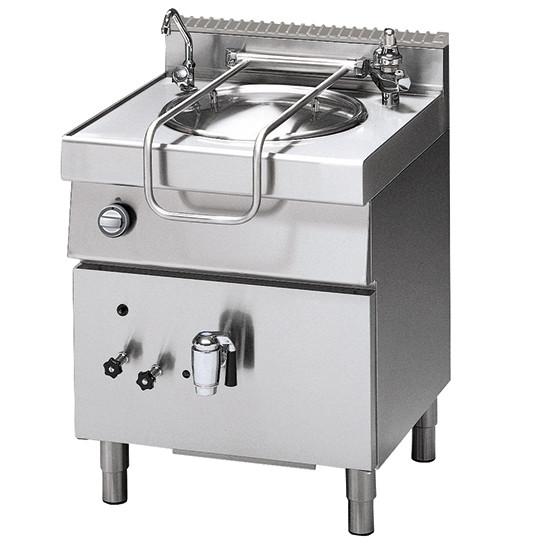 Gas-Kochkessel, indirekte Beheizung, 50 Liter