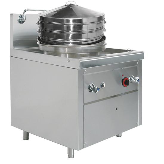 Dampfreiskocher mit Dim-Sum-Kit