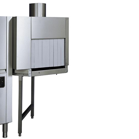 Eckheißlufttrockner für Modell GLB0049/50/51