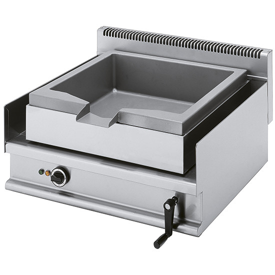 Elektro-Kippbratpfanne, Tischmodell, 30 Liter